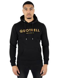 Quotrell BASIC HOODIE HS00002 Hoodies 5748 black/gold