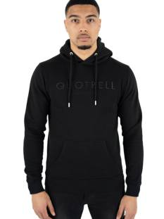 Quotrell BASIC HOODIE HS00002 Hoodies 8900 black/black