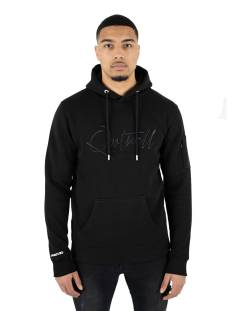 Quotrell  Quotrell SIGNATURE HOODIE HS00003 Hoodies 8900 black/black