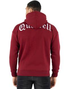 Quotrell LOUISIANA HOODIE HS239034 Rood