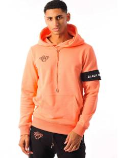 Black Bananas COMMAND HOODY Oranje