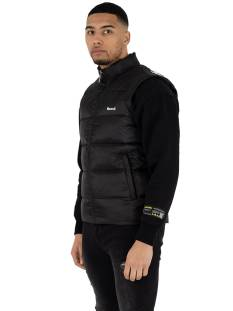Quotrell Jas Quotrell QUOTRELL VANCOUVER bodywarmer Bodywarmer black